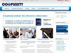 Cooplexity Institute