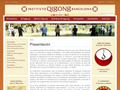 Instituto Qigong Barcelona